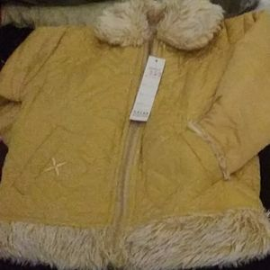 NWT Snow Jacket With Matching Skirt